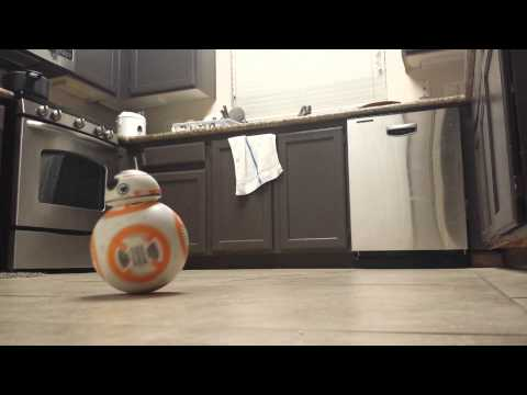 BB8 From Target Test Drive.