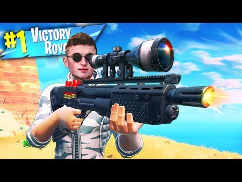Infinite Lists Getting VICTORY ROYALE'S On Fortnite! (LIVE)