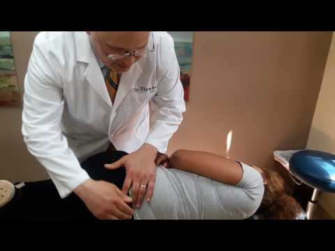 Great Big Adjustment for New Jersey Women with Neck and Back Pain by West New York Chiropractor