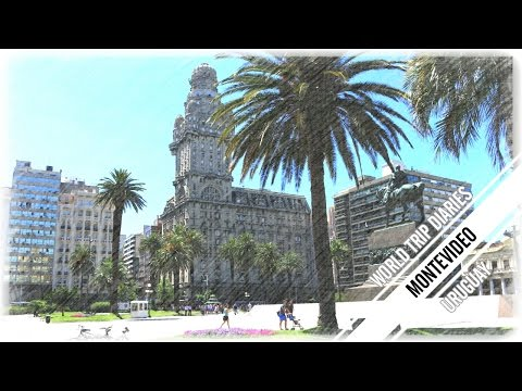 Montevideo, Uruguay | World Trip Diaries