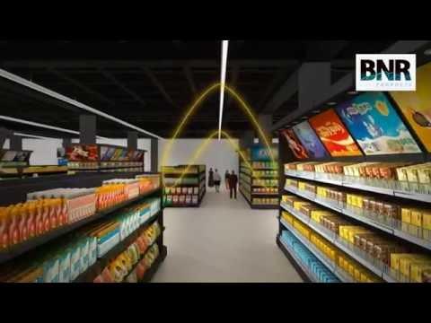 NIEUW! BNR Products - lineaire led armaturen - lichtlijnen