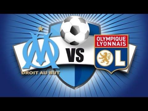 marseille lyon fifa 14 ligue 1 2013 2014 36me journe cpu vs cpu