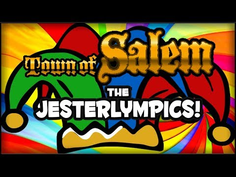 Town of Salem | THE JESTERLYMPICS! Jester Gameplay and Tips!