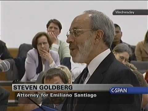 Santiago v. Rumsfeld (2005)