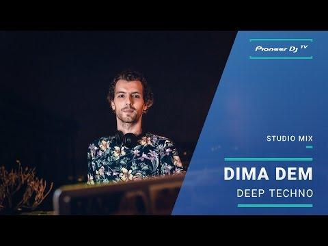 Dima Dem/Deep Techno/ @ Pioneer DJ TV | Moscow