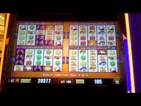 Video Penny slots casino games