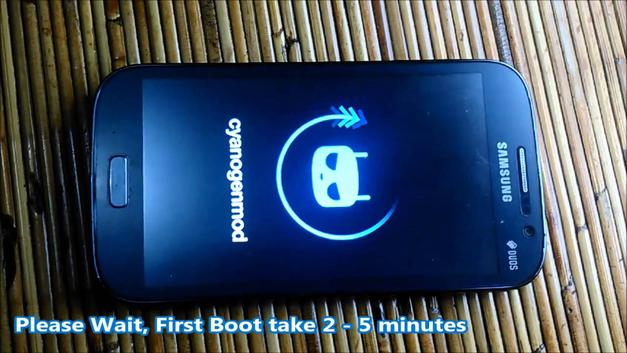 Root Galaxy Grand DUOS on Android 422 and Install