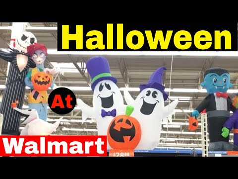 Repeat Halloween Decorations At Walmart Halloween Inflatables By