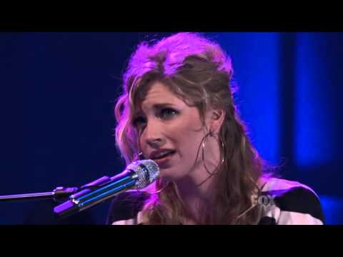 Brooke White Hold Up My Heart American Idol Clip