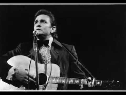 I shall not be moved   Johny Cash HQ