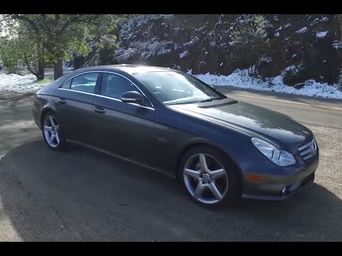 2007 Mercedes CLS63 AMG - One Take