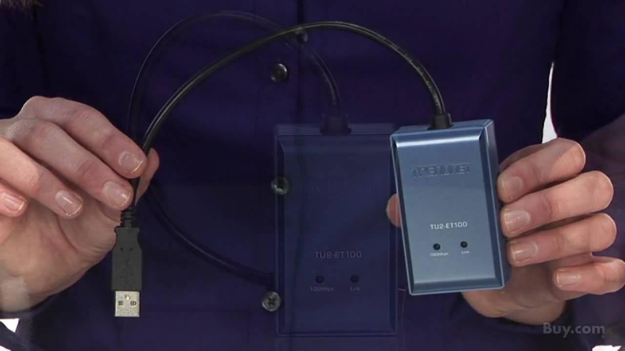 Drivers: TRENDnet TU2-ETG Network Adapter