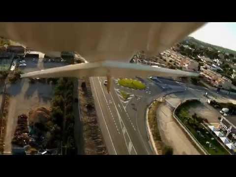 Flying and crashing in Creixell || Volando y estrellando en Creixell