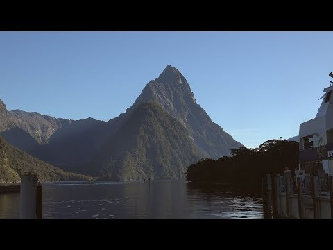 4K New Zealand South Island:  The Road To Milford Sound