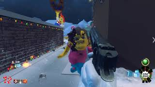 The Simpsons xmas - Call of Duty  Black Ops 3 Custom Zombies