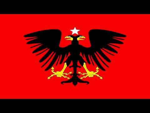 Bandera del Principado de Albania (1914-20) - Flag of the Principality of Albania (1914-20)