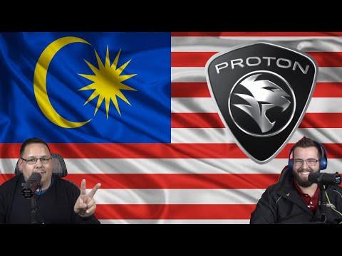 Americans react to Malaysian car company! | Proton Holdings