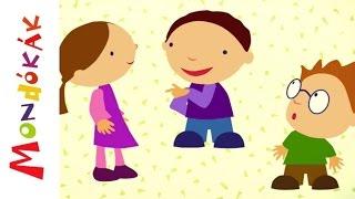 Antanténusz (Gyerekdalok és mondókák, rajzfilm gyerekeknek)