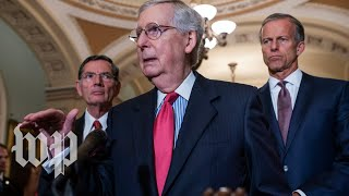 McConnell says Trump is 'not a racist'