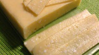 Сыр домашний. Очень вкусный твёрдый СЫР. Готовлю в мультиварке.