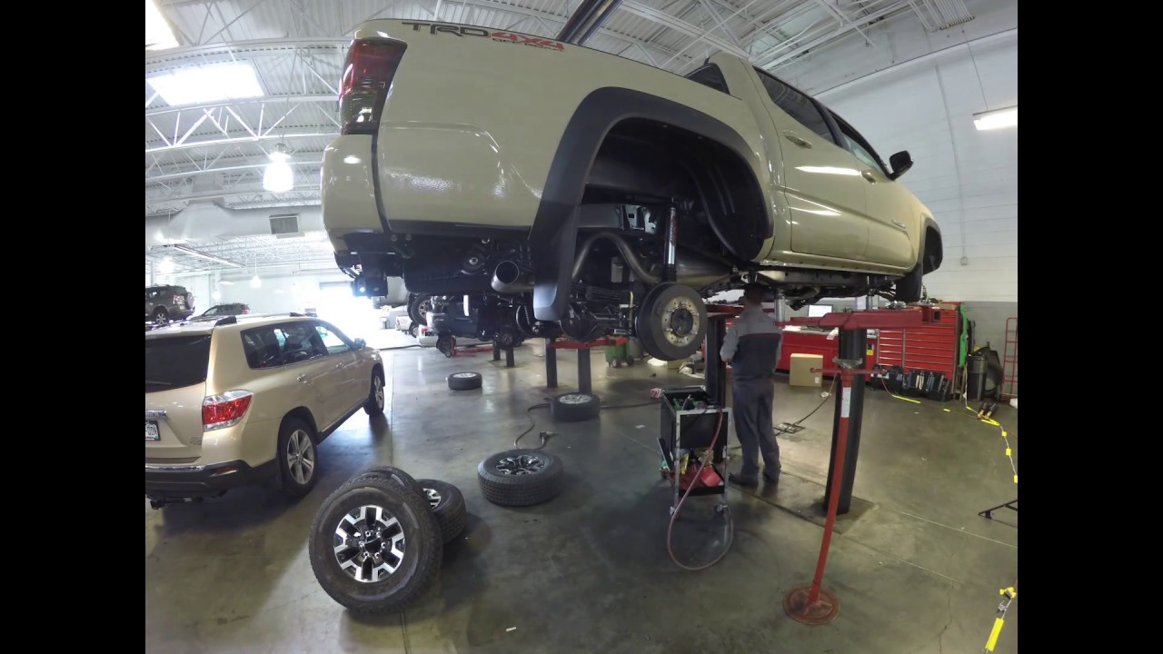 Exceptional Liberty Toyota Custom Build Timelapse   Larry H. Miller Liberty Toyota  Colorado Springs