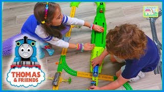 Huge Thomas and Friends Surprise Toys Suitcase and Tool Box | Toy Review for Kids