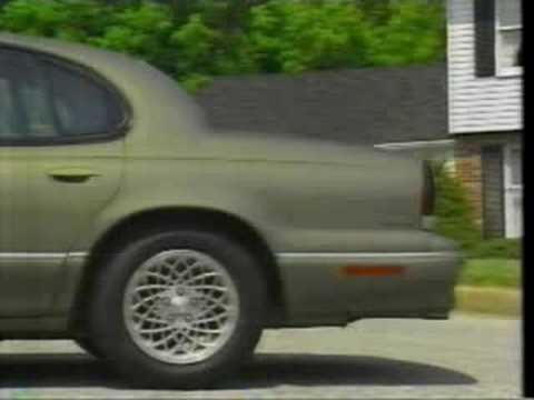 Chrysler LHS 1993 Road Test