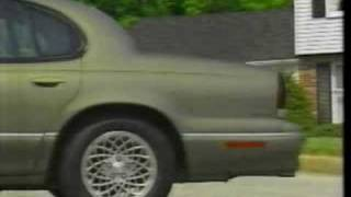 Chrysler LHS 1993 Road Test