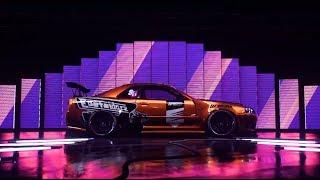 NFS Heat Launch Trailer with EDDIE'S SKYLINE GTR R34