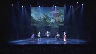 舞台『ファンタシースターオンライン2 -ON STAGE-』公演DVD 2015年3月26...