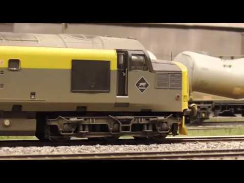 British Model Trains by Hornby Railways – Show Layout of the Hornby Magazine in OO Gauge