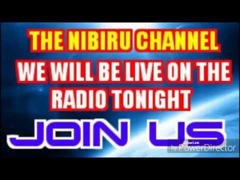 NIBIRU 🔴 PLANET X 🌎 LIVE ON THE RADIO TONIGHT!