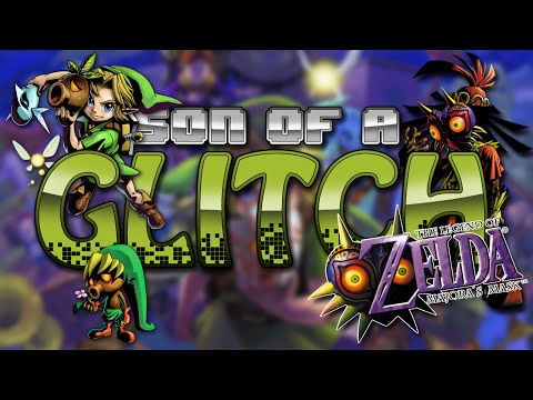 The Legend Of Zelda: Majora's Mask Glitches - Son Of A Glitch - Episode 36