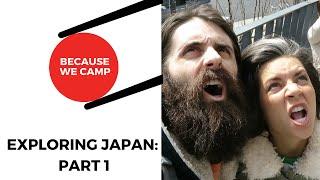 Exploring Japan Part 1: Tokyo | Tokyo Skytree | Akihabara | Club Sega Arcade Games  | Purikura