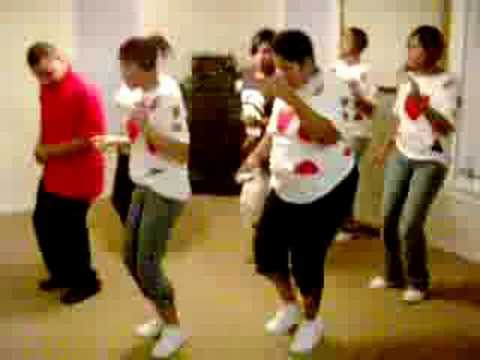 Step/ Line Dance The Thomas Twins Jazzy Lady Slide Step Boolumaster