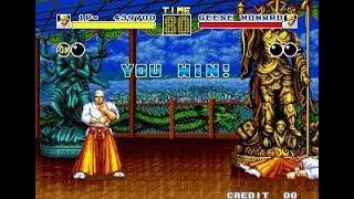 [TAS] Fatal Fury 1 - Geese Howard