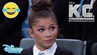 K.C. Undercover | Season 3 SNEAK PEEK: Bad Hair Day | Official Disney Channel UK