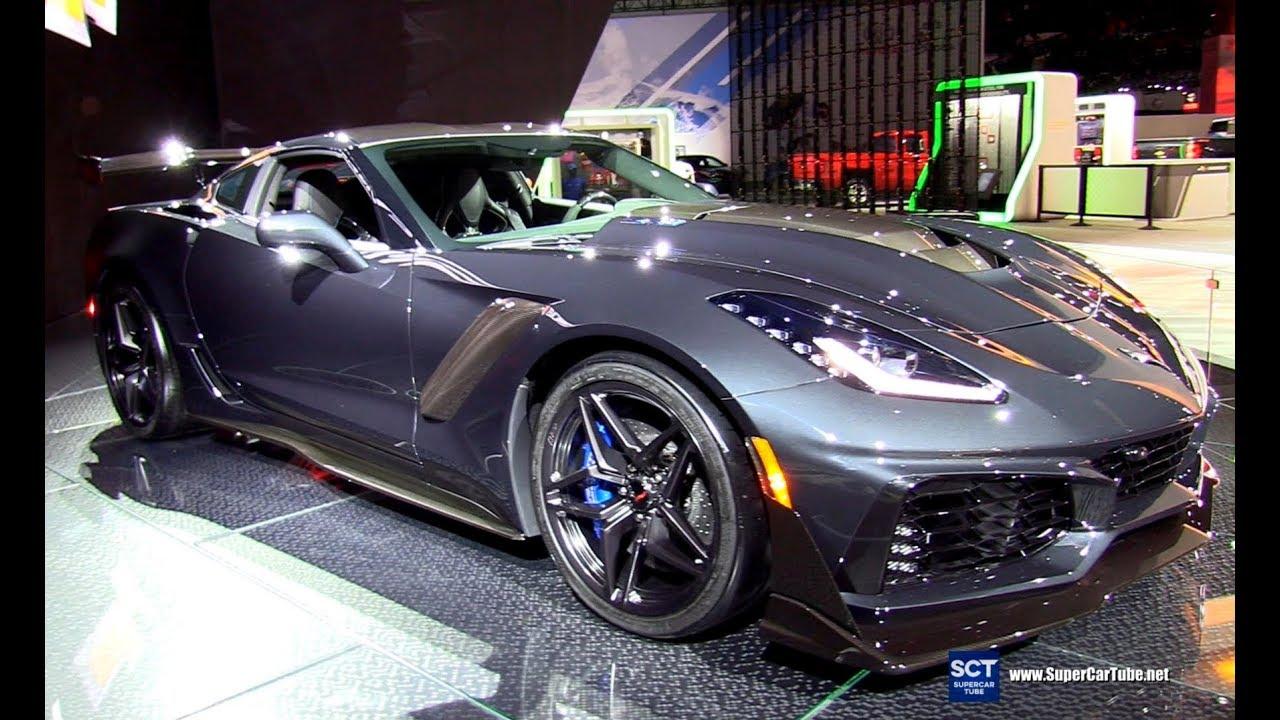 2019 Chevrolet Corvette ZR 1 - Exterior and Interior ...