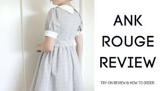 Ank Rouge Try On Review & How To Order Internationally