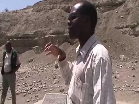 Tanzania - Olduvai Gorge - Discovery of Homo Habilis;  2009 - 7 of 7