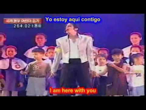 You are not alone -  ( SUBTITULADO ESPAÑOL INGLES )