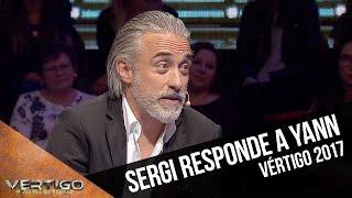 Sergi Arola le responde a Yann Yvin   Vértigo 2017