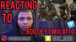 "REACTING TO BOOSIE BADAZZ ""Nasty Nasty"" Ft Mulatto (Official Music Video)"