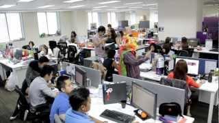 GroupM Interaction Harlem Shake (Malaysia)