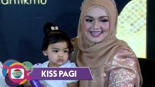 Kiss Pagi - TAK DISANGKA!!! Siti Nurhaliza Menjadi Nenek di Umur 40 Tahun!