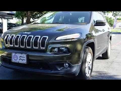 2016 Jeep Cherokee Latitude 4x4 in San Antonio, TX 78209