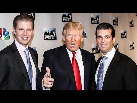 Eric Trump Says His Brother Is Only Being Targeted Because He Supports His Father - The Ring of Fire