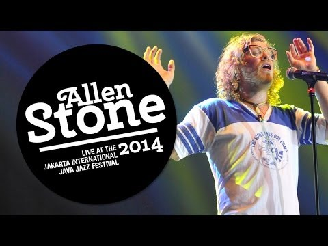 Allen Stone Live at Java Jazz Festival 2014