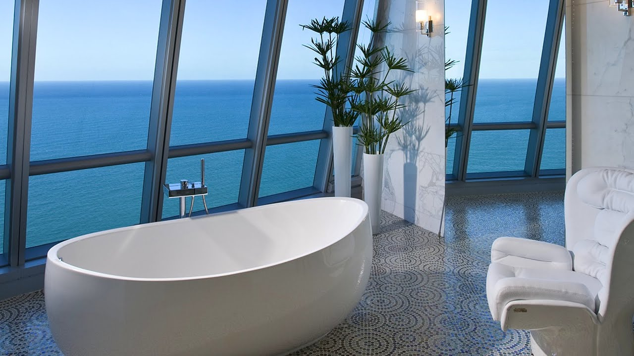 72 Dream Bathtub Views on Houzz - YouTube