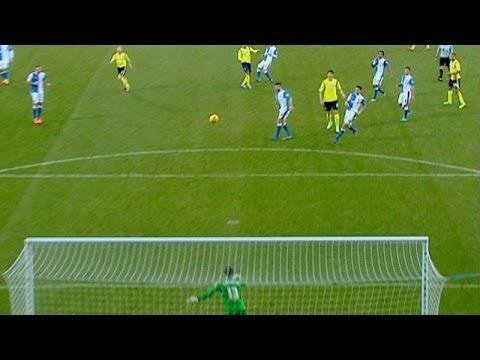 Lee Novak's unbelievable goal v Blackburn Rovers | Goal of the season?